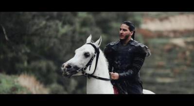 """""""أرطغول"""" الفلسطيني يشعل منصات التواصل الاجتماعي من القدس (شاهد)"""