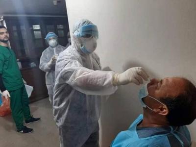 كورونا غزة: 5 وفيات و610 إصابة جديدة خلال الـ24 ساعة الماضية