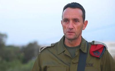 نائب رئيس أركان الجيش الإسرائيلي ينجو من الموت بعد أن تسلل لأحد المواقع