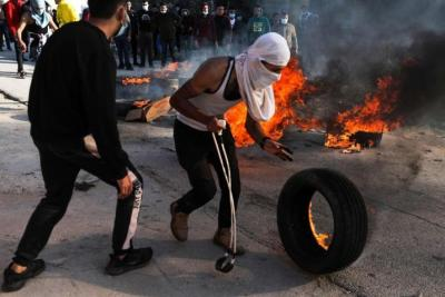 إصابة 18 مواطنا خلال قمع قوات الاحتلال مسيرة كفر قدوم الأسبوعية