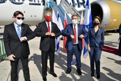 """توقيع اتفاقية تسيير رحلات جوية بين المغرب و""""إسرائيل"""""""