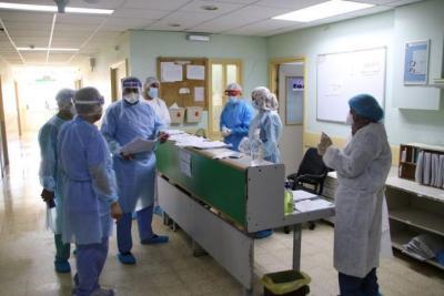 غزة.. 10 حالات وفاة ودفعة إصابات جديدة بفيروس (كورونا)