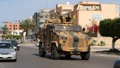 الولايات المتحدة تطلب السحب الفوري للقوات الروسية والتركية من ليبيا