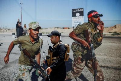 """العراق يطلق عملية """"ثأر الشهداء"""" ويطيح بعدد من الإرهابيين"""
