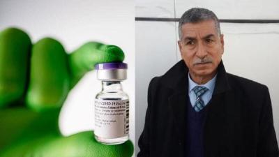 أبو ظريفة: لا يمكن أن نقبل بمقايضة إسرائيل لإدخال لقاح (كورونا) لغزة
