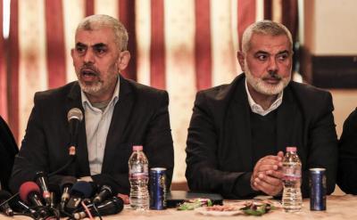 """صحيفة القدس: انطلاق الانتخابات الداخلية لحركة """"حماس"""" الجمعة القادمة"""