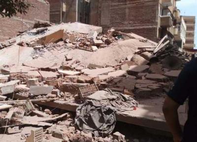 فاجعة.. وفاة أب وأم وطفليهما في انهيار منزلهم عليهم
