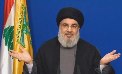 نصر الله: الكلام عن قرار دولي تحت الفصل السابع مرفوض وهو دعوة إلى الحرب