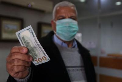 غزة.. وزارة الاتصالات تفعل رابط فحص المنحة القطرية 2021