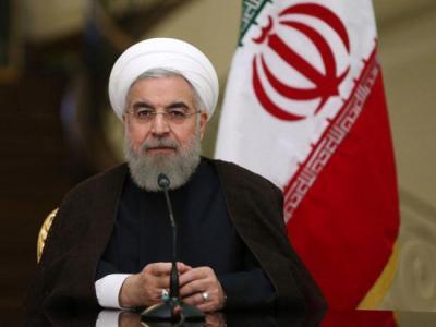قادة الإمارات وقطر يوجهون رسائل إلى حسن روحاني (تغريدات)