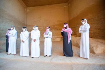 تميم بن حمد أكد لمحمد بن سلمان دعم السعودية وكل ما من شأنه تعزيز أمنها واستقرارها