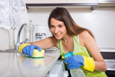 8 نصائح سريعة لتنظيف المنزل
