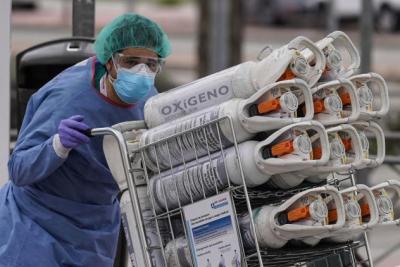 الأردن: وفيات جراء انقطاع الأكسجين عن مرضى (كورونا) داخل مستشفى السلط الجديد