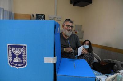 تعرف على النتائج الأولية لانتخابات الإسرائيلية