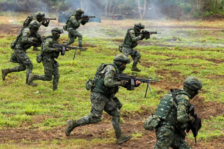 الصين تعتزم زيادة الميزانية العسكرية بنسبة 6.8% خلال عام 2021