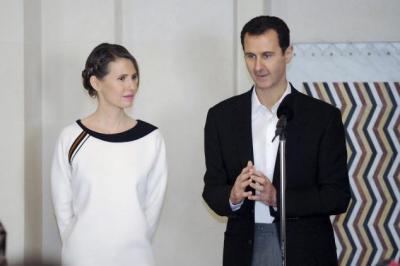"""بريطانيا تفتح تحقيقاً ضد """"أسماء الأسد"""" حول ما فعلته في """"سوريا"""""""