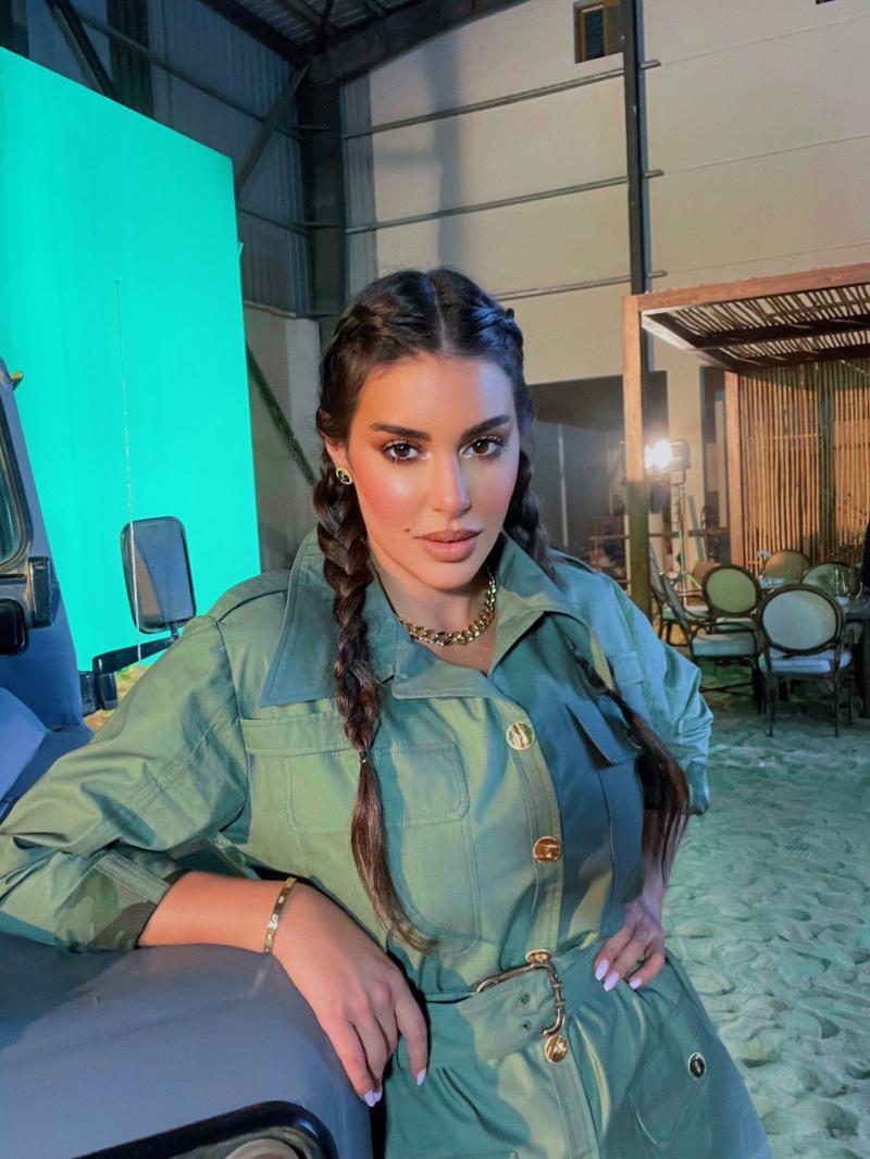 ياسمين صبري تخطف الأنظار بأحدث إطلالة لها (صور)