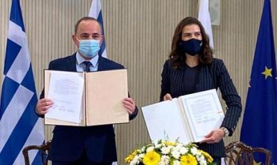 """وزير الطاقة الإسرائيلي في القاهرة ونيقوسيا: """"تل أبيب تأمل بزيادة صادرتها للغاز"""""""