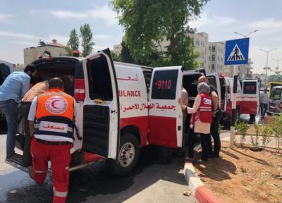وفاة مسن وإصابة 6 آخرين بحادث سير بنابلس