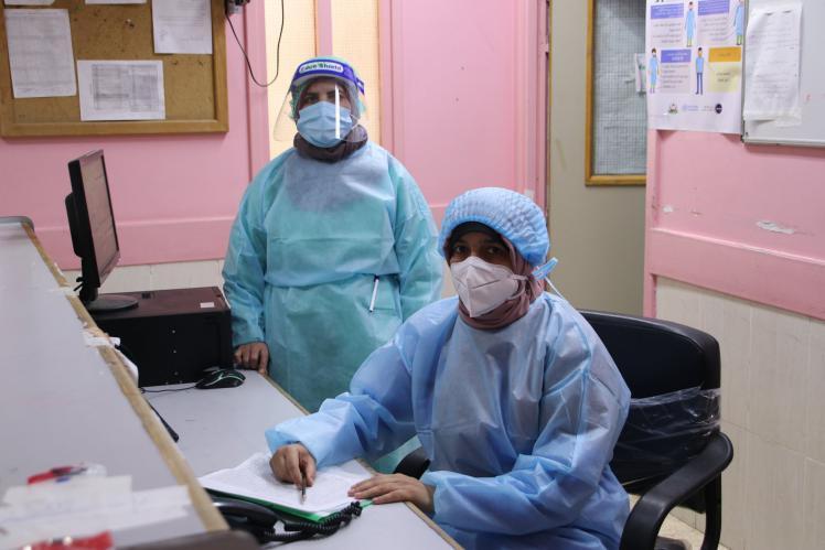 الصحة بغزة تكشف حصيلة الإصابات والوفيات بفيروس (كورونا)