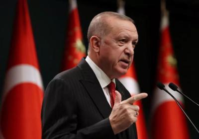 أردوغان: سنواصل جهودنا حتى تصبح سوريا بلدا يديره أبناؤها بمعنى الكلمة ونقف إلى جانب شعبها