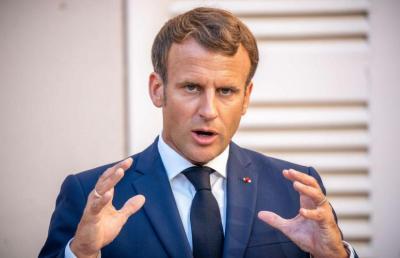 ماكرون يحذر من محاولات تدخل لتركيا في الانتخابات الرئاسية الفرنسية