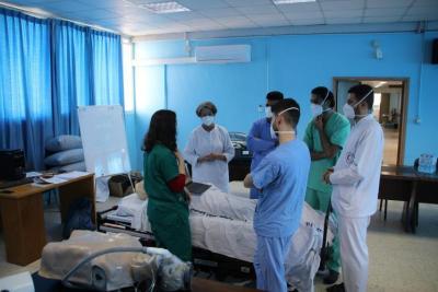 فلسطين تسجل 27 حالة وفاة و2397 إصابة جديدة بـ(كورونا)