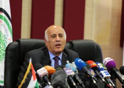 جبريل الرجوب يتحدث عن تفاصيل اجتماع مركزية فتح وشكل قائمة الحركة للانتخابات