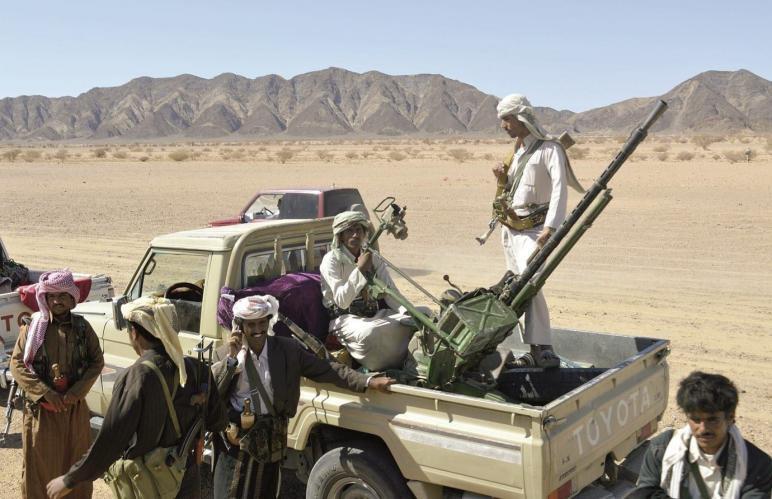"""عمليات عسكرية نوعية تضرب مواقع جماعة """"أنصار الله"""" في اليمن"""