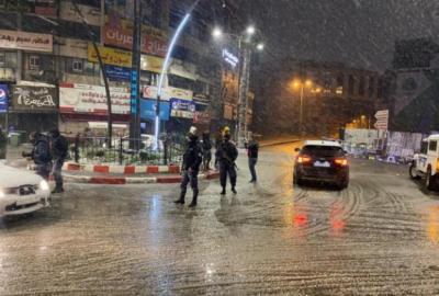 الطقس: الأجواء الماطرة تعود الى فلسطين