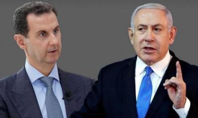 دراسة: إسرائيل فضلت بقاء الأسد وسوريا الماضي انتهت