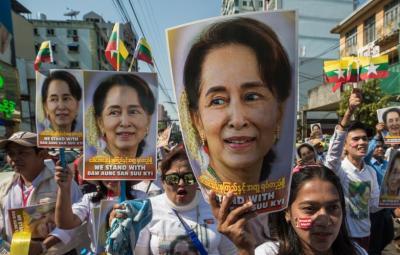 انقلاب ميانمار.. اتهامات جديدة للزعيمة المعتقلة