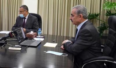 رئيس الوزراء الفلسطيني يكشف ملامح موازنة 2021 ونصيب غزة منها (شاهد)