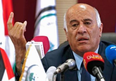 الرجوب: قرار أبو مازن واللجنة المركزية احترام نتيجة الانتخابات والالتزام بها مهما كانت