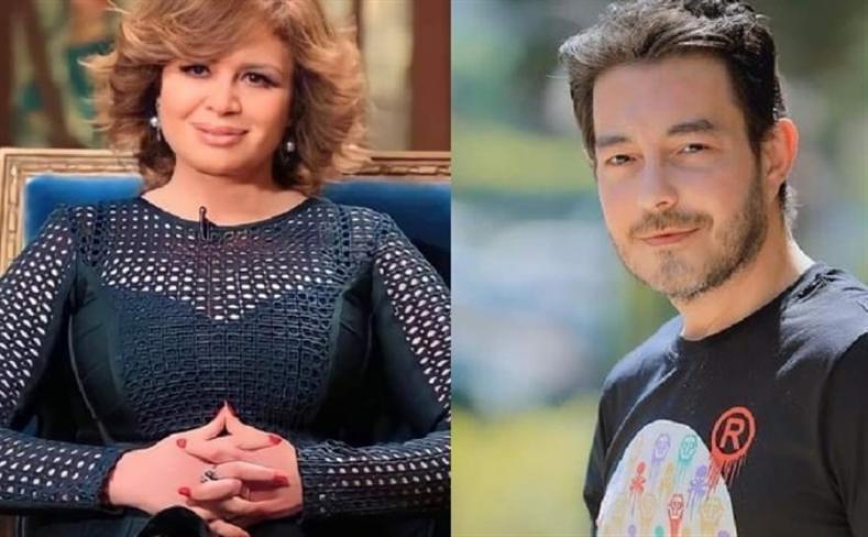 بالتفاصيل ...إلهام شاهين تهاجم أحمد زاهر بسبب المشاهد الجريئة