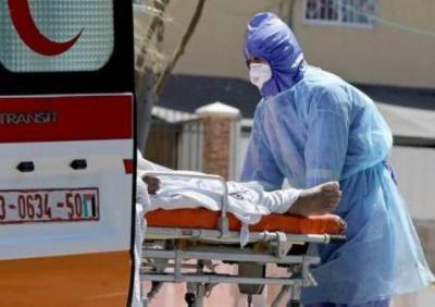"""الصحة بغزة : ارتفاع في عدد الإصابات والوفيات بفيروس """"كورونا"""" خلال ال24ساعة الماضية"""
