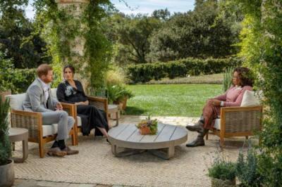 مقابلة إعلامية: ميغان أرادت الانتحار وأسرار للعائلة المالكة