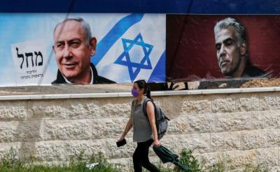إسرائيل: النتائج لن تصدر قبل الجمعة المقبل ونسبة التصويت حتى الآن 14.8%
