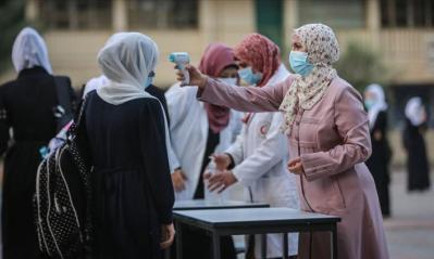 الوضع مُقلق.. الصحة بغزة تحذر من موجة جديدة لتفشي (كورونا) في القطاع