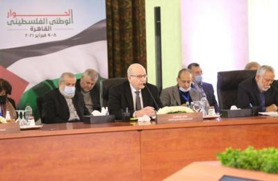 حماس: الحوار الوطني في موعده بمصر ولا صحة لتأجيله أو إلغائه