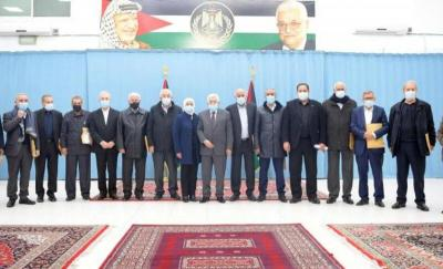 اللجنة المركزية تجتمع غدا الجمعة لاختيار أسماء قائمة حركة فتح للانتخابات التشريعية