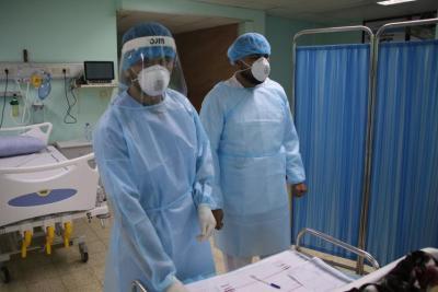 الصحة بغزة تُعلن عن عدد كبير من الإصابات بفيروس (كورونا)