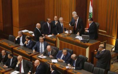 البرلمان اللبناني يقر قانون استعادة الأموال المتأتية عن جرائم الفساد ويحيله إلى الحكومة