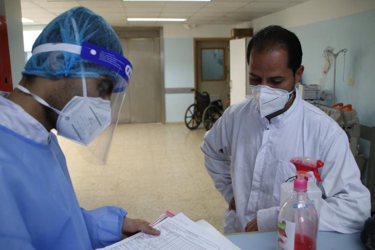 الصحة بغزة تكشف حصيلة الإصابات والوفيات بـ (كورونا)