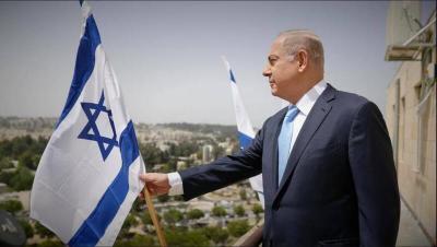 """أول تعليق لنتنياهو بعد ظهور نتائج الانتخابات """"الإسرائيلية"""""""