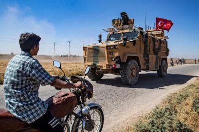 روسيا تعلن التوصل إلى اتفاق مع تركيا حول إدلب وحلب