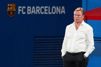 """مدرب برشلونة: """"لا يمكننا خسارة المزيد من النقاط"""""""