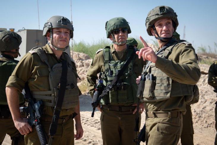 الاعلام العبري: الجيش الإسرائيلي لم يغير سياسته تجاه غزة ويسعى لاحتواء الأحداث