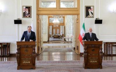 """وزير خارجية إيران: إسرائيل """"خاضت رهانا سيئا"""" بتخريب منشأة نطنز"""