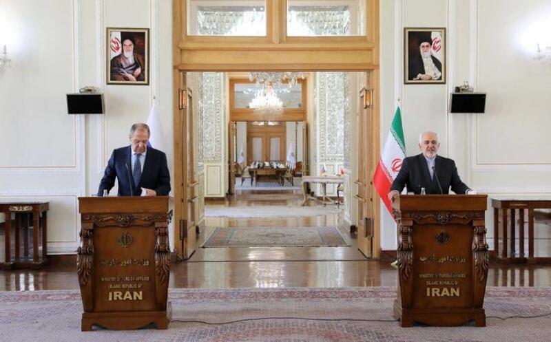وزير خارجية إيران: إسرائيل